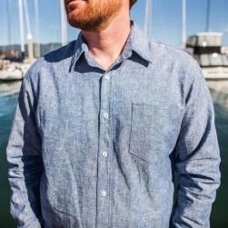 Goose Long Sleeve Shirt 081516
